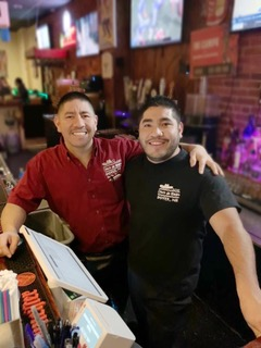 Cinco's Cantina is locally owned and operated by brothers Crescencio & Miguel Alberto Tellez